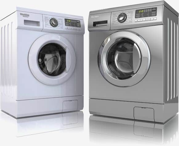 Tipos de averías en lavadoras