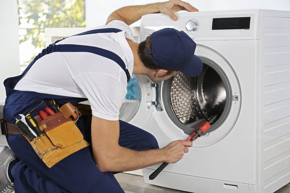 Servicio de reparación de lavadora secadora en Alicante