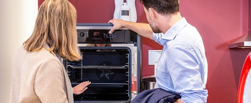 careful about using oven