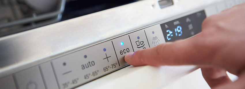 El programa de lavado Energy Saver