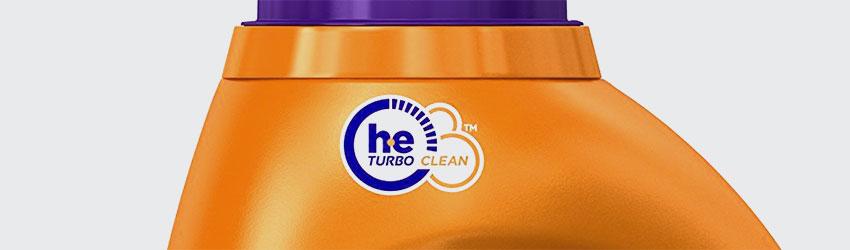 Detergente de alta eficiencia