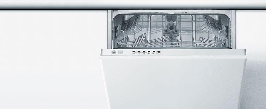 Lavavajillas ultraplano de alta tecnología totalmente integrado