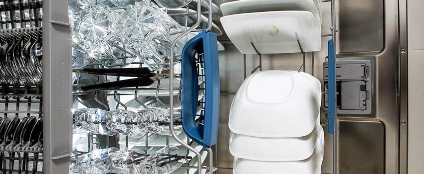 La forma correcta de cargar un lavavajillas