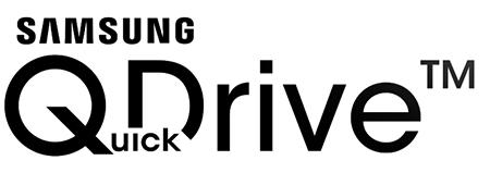Logotipo de Samsung Q-drive