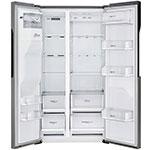 Refrigerador de lado a lado