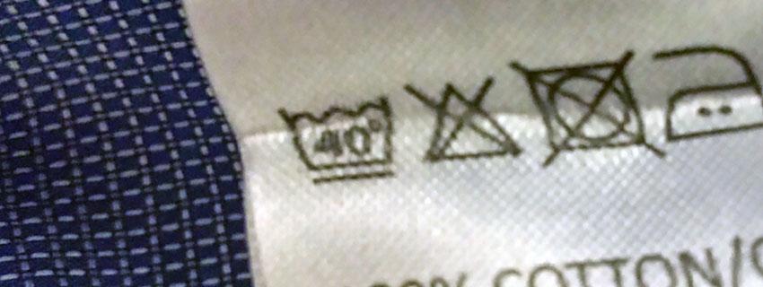 temperatura recomendada en la etiqueta